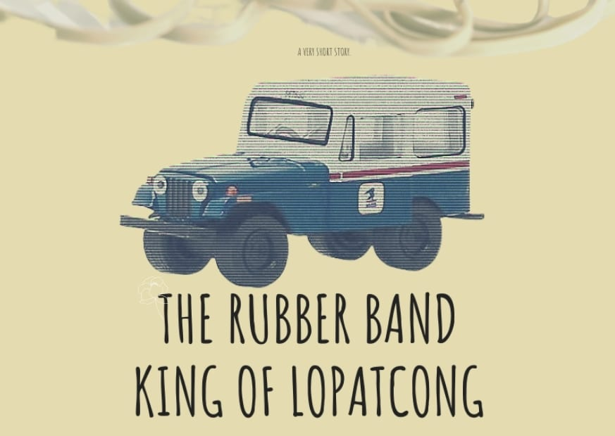 Rubber Band King of Lopatcong News