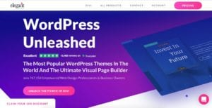 The Divi Builder From Elegant Themes