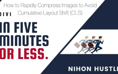 How to Rapidly Compress Images to Avoid Cumulative Layout Shift (CLS)