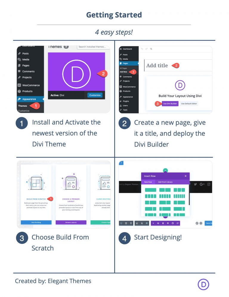 Getting Started with Divi Tutorial