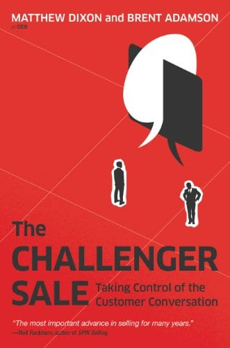 Best Business Books for Small Business, The Challenger Sale, Productivity Wins